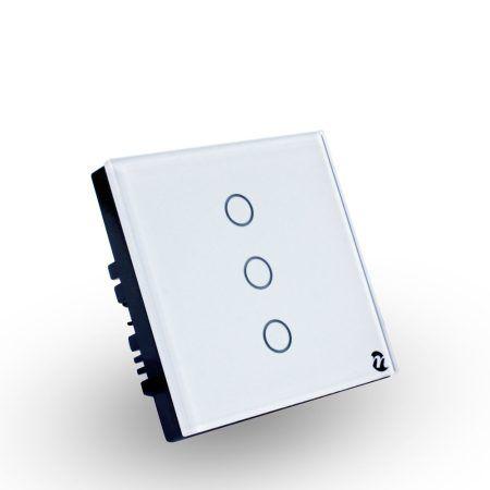 کلید لمسی RF طرح لوتوس 3 پل