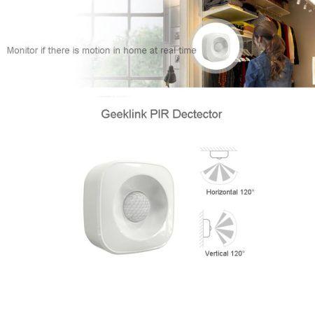 سنسور تشخیص حرکت خانه هوشمند جیک لینک4